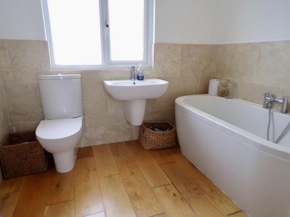 Bathroom of Rodmell Avenue, Saltdean, Brighton, East Sussex BN2