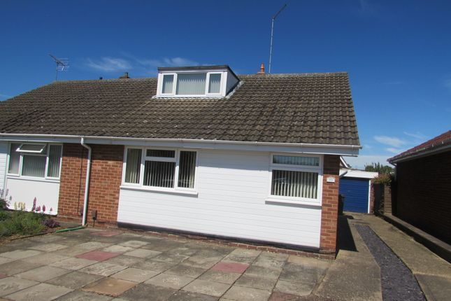 Thumbnail Semi-detached house for sale in Badgers Walk, Kingsthorpe, Northampton