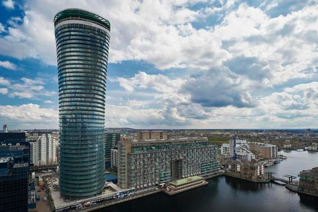 Thumbnail 1 bed flat for sale in Baltimore Wharf, North Boulevard, Isle Of Dogs, London
