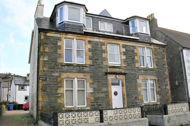 Thumbnail Flat for sale in Glencoe House, Tarbert