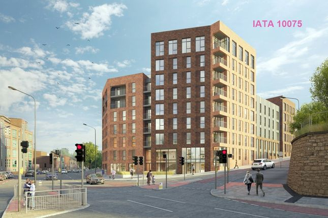 Thumbnail Flat for sale in Mowbray Street, Sheffield