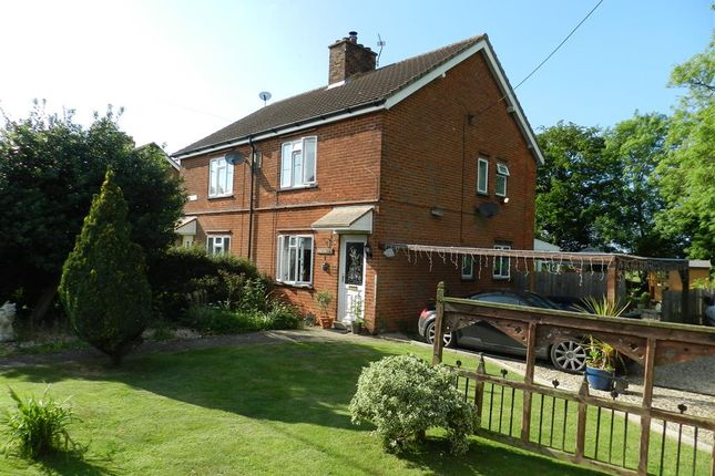 Thumbnail Semi-detached house for sale in West End, Whissonsett, Dereham