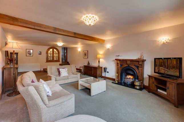 Thumbnail Detached house for sale in Hillfoot House, Main Road, Hathersage, Hope Valley