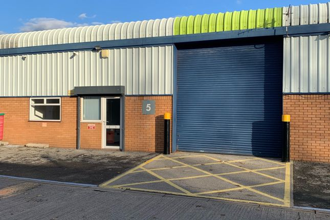 Thumbnail Industrial to let in Unit 5, Mill Street Industrial Estate, Abergavenny