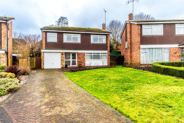 Thumbnail Detached house for sale in Meadowcroft, Stansted