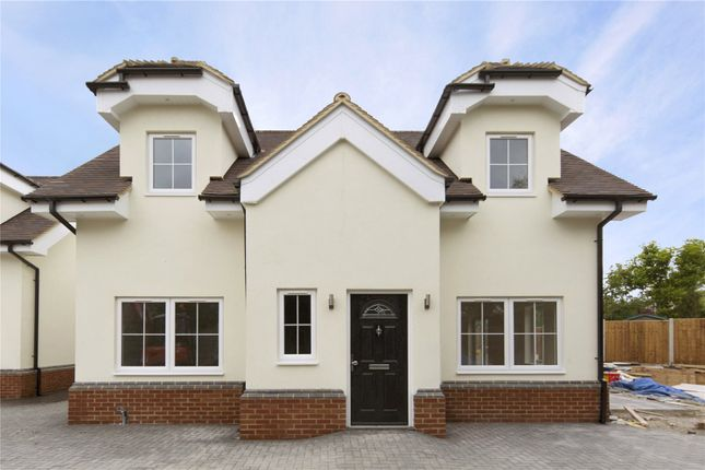 Thumbnail Detached house for sale in Brookdale Avenue, Upminster