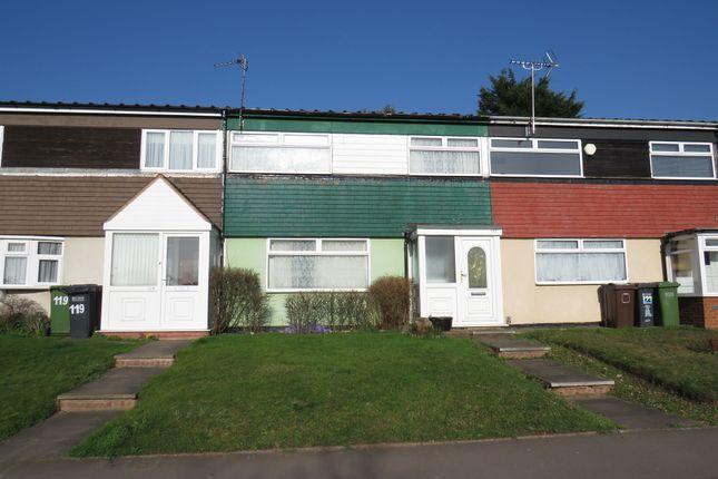 Thumbnail Terraced house for sale in Chelmsley Road, Chelmsley Wood, Birmingham