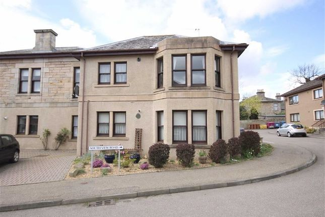 Thumbnail Flat for sale in South View Road, Elgin