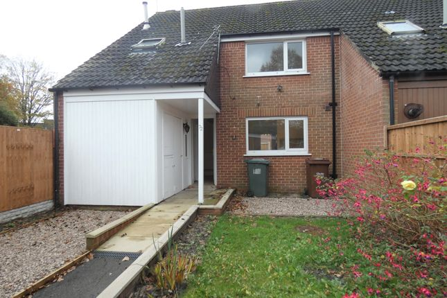 3 bed end terrace house to rent in Homestead, Bamber Bridge, Preston PR5