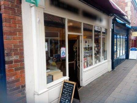 Retail premises for sale in Ripon HG4, UK
