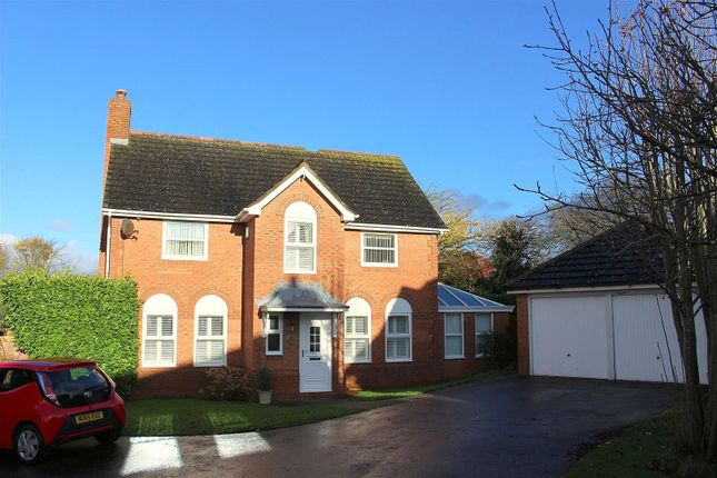 Thumbnail Detached house for sale in West Beck Grove, Darlington