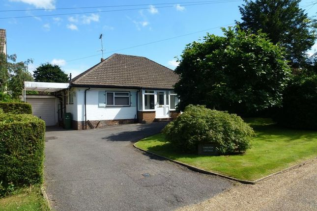 3 bed bungalow for sale in Burney Road, Westhumble, Dorking