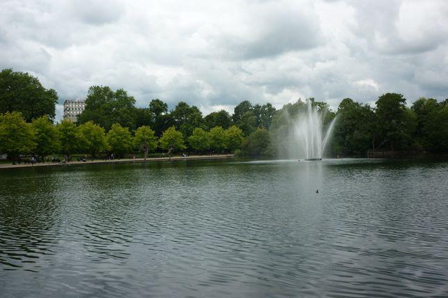 Vic Park of Grove Road, London E3