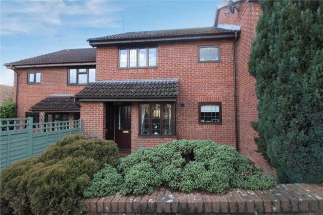 Thumbnail Terraced house for sale in Essex Close, Frimley