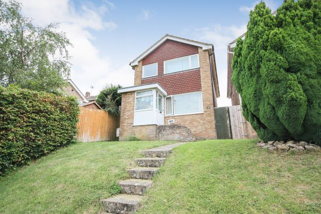 Thumbnail Detached house for sale in Windrush, Highworth, Swindon