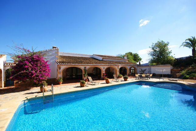 4 bed villa for sale in La Lluca, Javea, Alicante, Spain