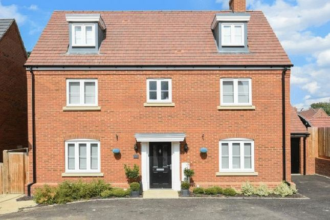 Thumbnail Detached house to rent in Fieldfare Close, Hemel Hempstead