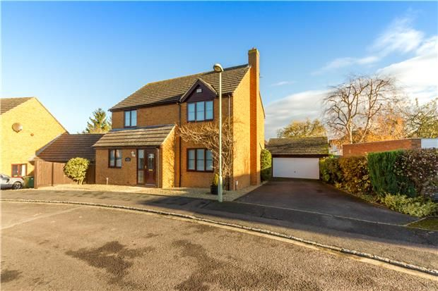 Thumbnail Property for sale in 15 Conifer Close, Oxford