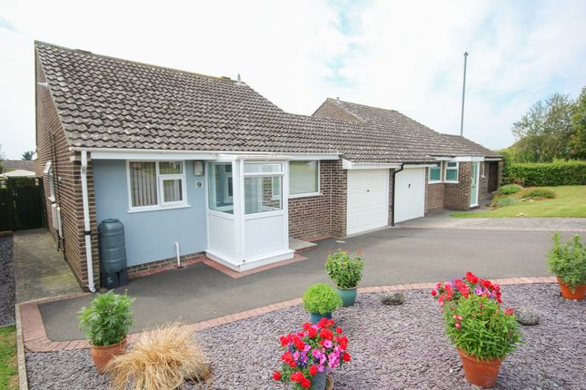 Thumbnail Detached bungalow for sale in Compton Close, Yeovil, Somerset