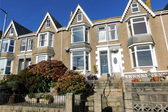 Thumbnail Terraced house for sale in Carrack Dhu, St Ives, Cornwall