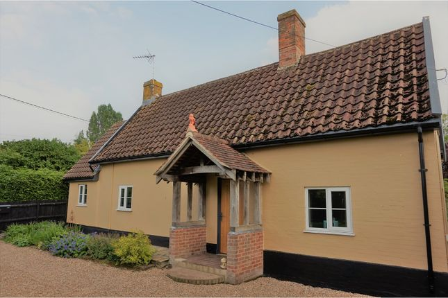 Thumbnail Detached house for sale in Earls Green, Bacton