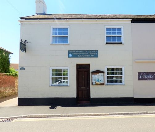 Thumbnail End terrace house to rent in High Street, Topsham, Exeter