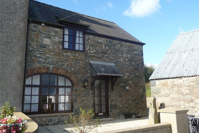 Thumbnail Cottage to rent in Pencaer, Goodwick, Pembrokeshire