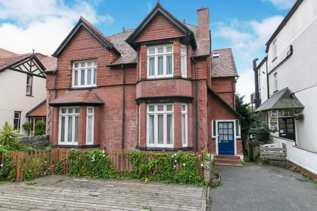 Thumbnail Detached house for sale in Church Walks, Llandudno, Conwy, North Wales