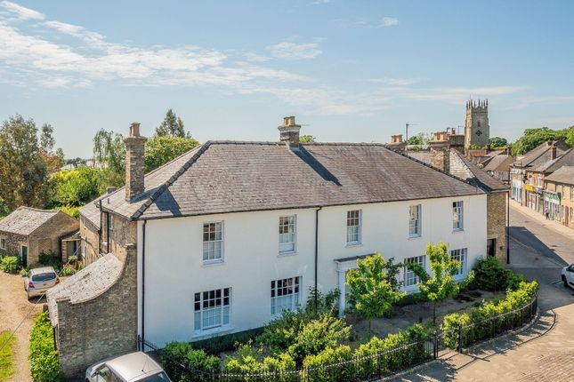 Thumbnail Link-detached house for sale in Cross Green, Soham, Ely