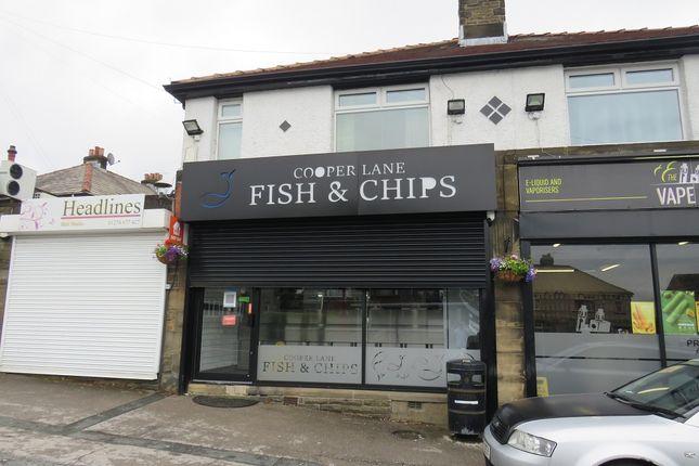 Thumbnail Restaurant/cafe for sale in Cooper Lane, Bradford