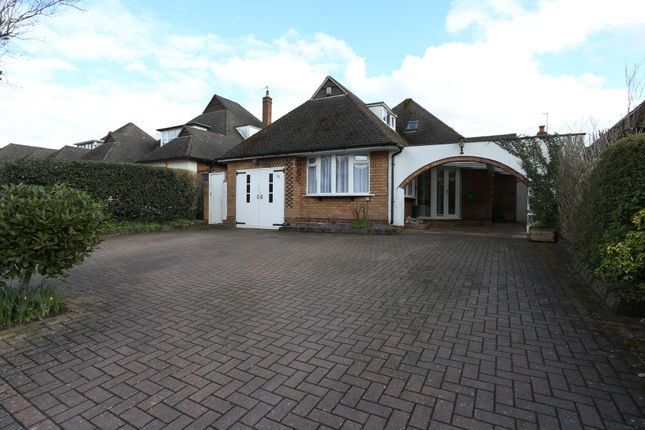 Thumbnail Detached bungalow to rent in Bennett Road, Sutton Coldfield