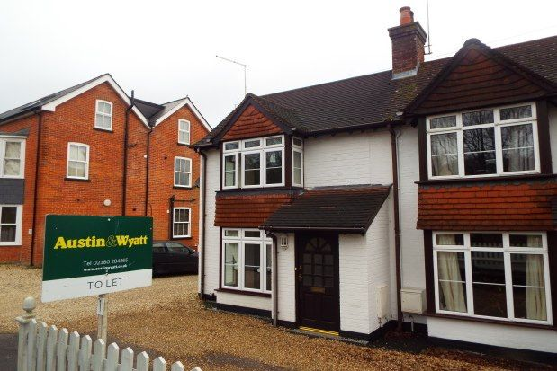 Thumbnail Property to rent in Heather Cottages, Lyndhurst
