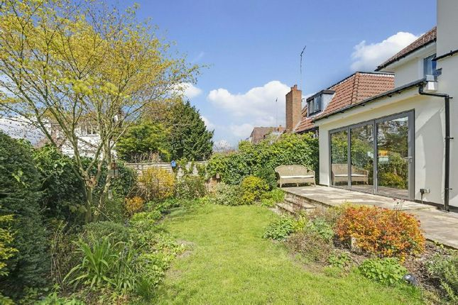 Garden of North End Road, Golders Hill NW11