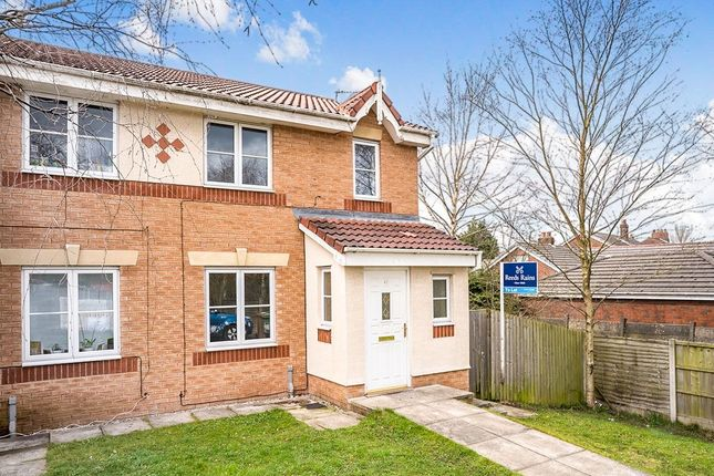 Thumbnail Semi-detached house to rent in Telford Drive, St. Helens