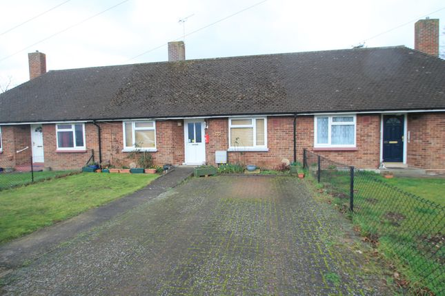 Thumbnail Terraced bungalow for sale in Prebendal Avenue, Aylesbury