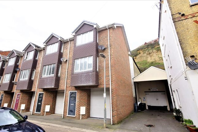 Thumbnail End terrace house to rent in Caves Road, St Leonards On Sea