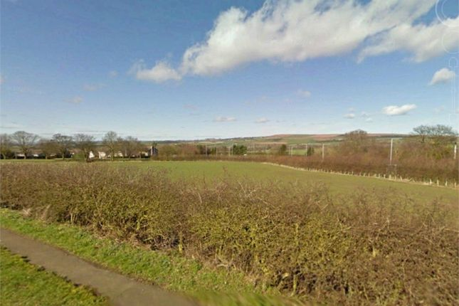 Thumbnail Land for sale in Cornhill Road, Tweedmouth, Berwick-Upon-Tweed, Northumberland