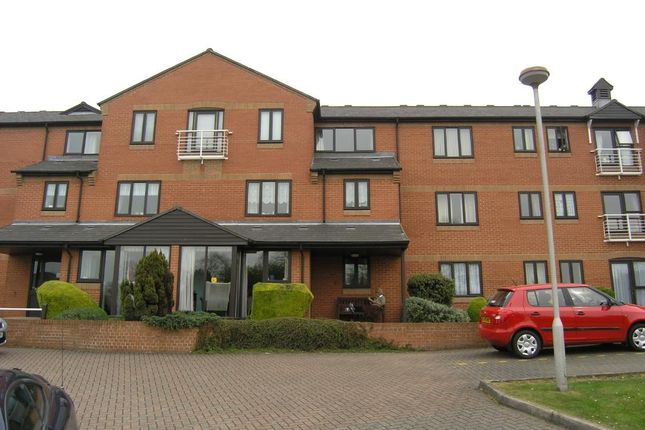 Thumbnail Flat for sale in Orchard Gardens, Ipswich Road, Colchester