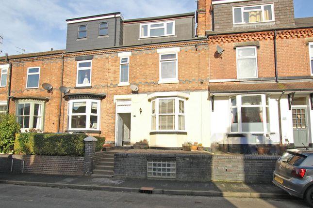 Thumbnail Terraced house for sale in Malvern Street, Burton-On-Trent