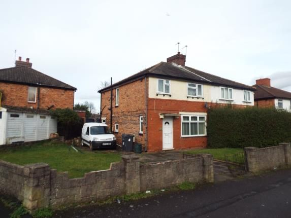 Thumbnail Semi-detached house for sale in Redthorn Grove, Stechford, Birmingham
