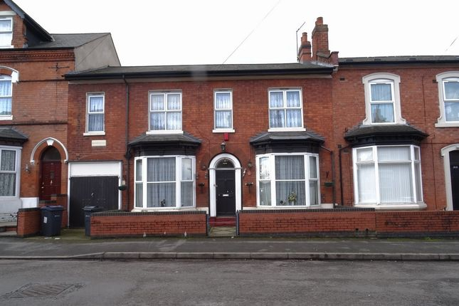 Thumbnail Terraced house for sale in St Peter's Road, Handsworth, Birmingham