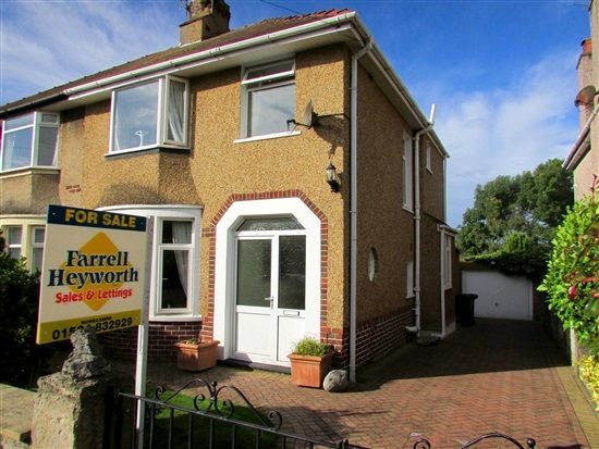 Thumbnail Property for sale in Seymour Avenue, Morecambe