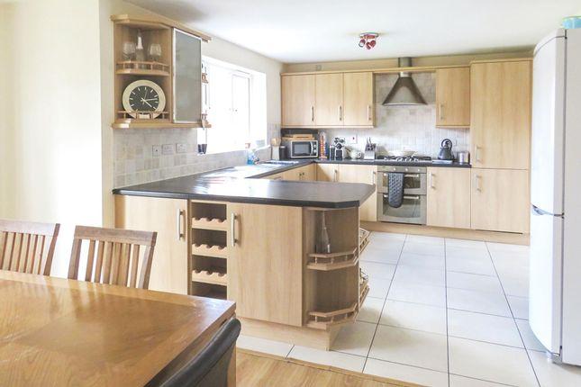 Kitchen of Howegate Drive, Hampton Vale, Peterborough PE7