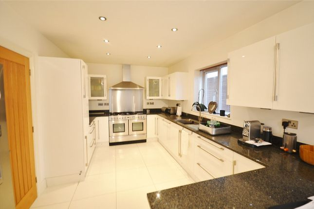 Thumbnail Detached house for sale in Mount Pleasant Lane, Bricket Wood, St Albans, Hertfordshire