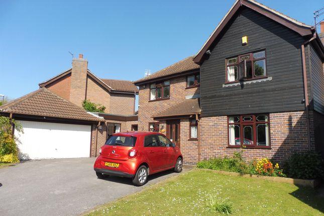 Thumbnail Detached house for sale in Rosemoor Lane, Oakwood, Derby