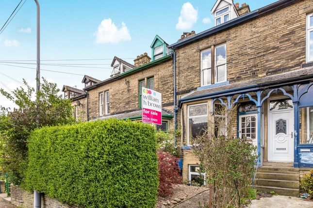 Thumbnail Terraced house for sale in Ashwell Road, Heaton, Bradford