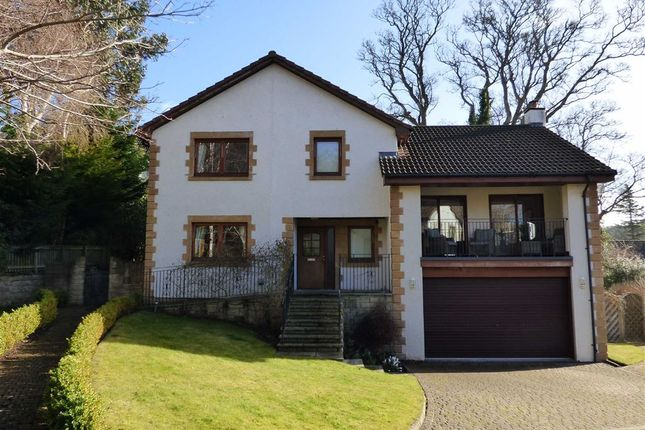 Thumbnail Detached house for sale in Hepburn Gardens, St Andrews, Fife