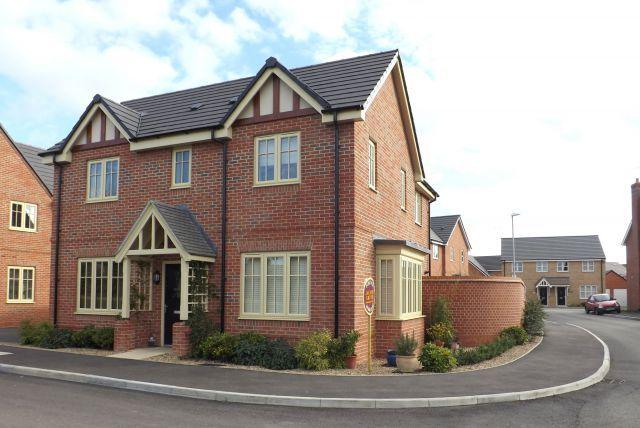 Thumbnail Detached house for sale in Tiggyhole, Boughton, Northampton