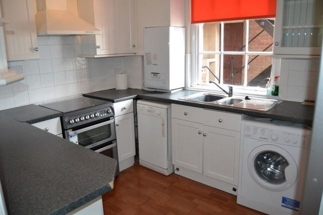 Thumbnail Terraced house to rent in Dunraven House, Cardiff