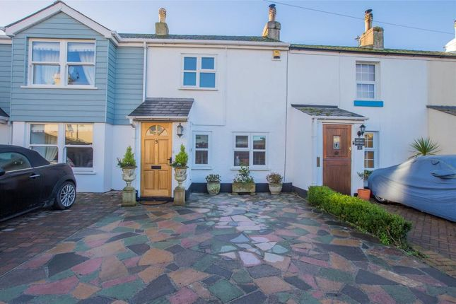 Thumbnail Terraced house for sale in Greys Cottages, Babbacombe Downs Road, Babbacombe, Torquay, Devon